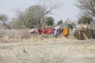 On the road between El Damazin and Singa, Blue Nile Province (Credit: Aziz Magid)