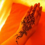 Henna. (Credit: Eyman Osman)