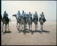 Leaving the Durbar - El Obeid 1964. (Credit: Rod Usher)